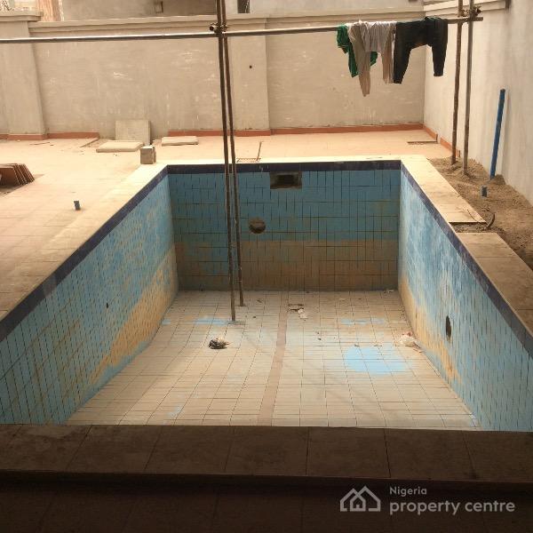 Brand New 4 Bedroom Duplex with Bq, Back of Legislative Quarters, Gudu, Abuja, Terraced Duplex for Sale