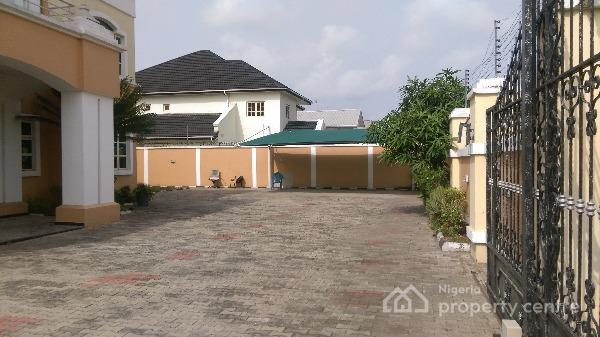 For Sale Luxury Excellent Finished Detached 5 Bedroom House With Swimming Pool Off Admirlty