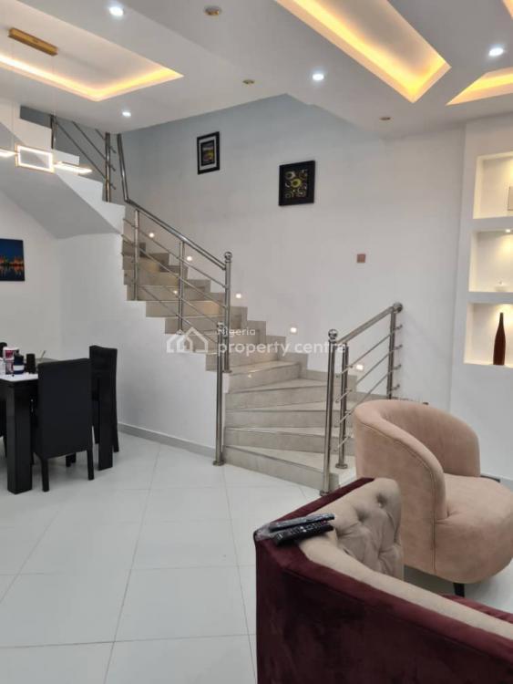 3 Bedrooms Apartment, Agungi, Lekki, Lagos, Flat Short Let