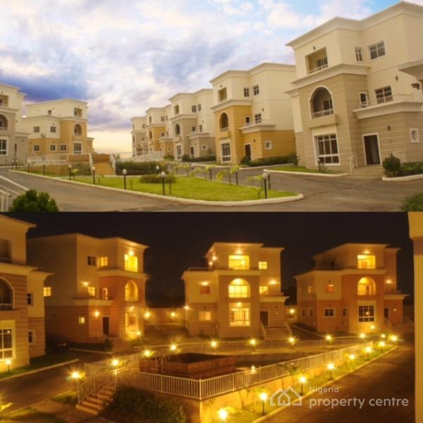 Luxury 4 Bedroom Duplex with Penthouse @ Asokoro, Asokoro District, Abuja, Detached Duplex for Sale