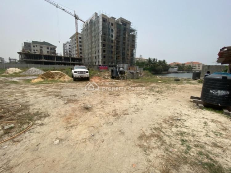 Waterfront Land Measuring 1700sqm, Ikoyi, Lagos, Residential Land for Sale
