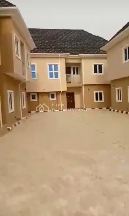 Self Service 4 Bedrooms Terrace Duplex, Ilasan, Lekki, Lagos, Terraced Duplex for Rent