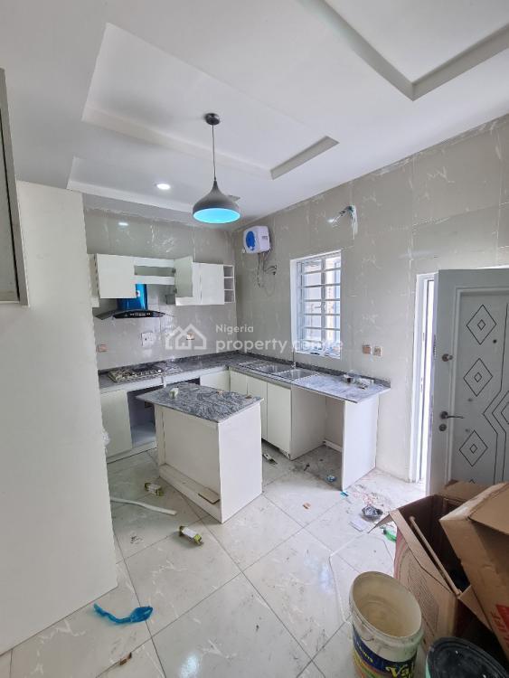 Brand  New 4 Bedrooms Semi Detached Duplex, Thomas Estate, Ajah, Lagos, Semi-detached Duplex for Sale