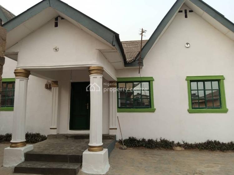 Executive 4 Bedrooms Bungalow, Giwa Okearo, Iju-ishaga, Agege, Lagos, Detached Bungalow for Sale