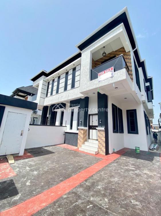 4 Bedroom Semi Detached Duplex, Chevron, Lekki Phase 2, Lekki, Lagos, Semi-detached Duplex for Sale