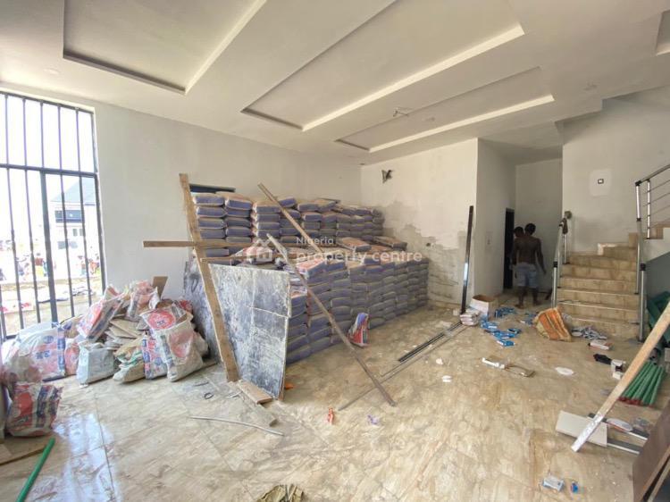 4 Bedroom Detached Duplex, Chevron, Lekki Phase 2, Lekki, Lagos, Detached Duplex for Sale
