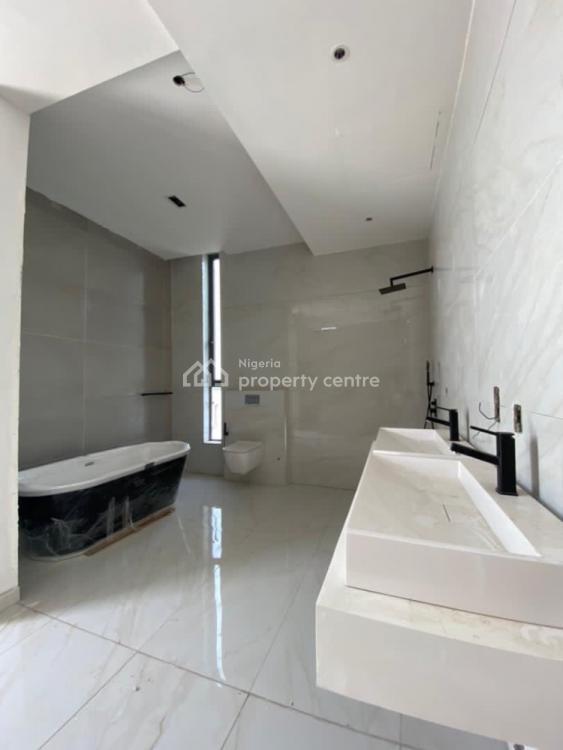 Luxury Spacious 5 Bedroom Duplex, Pinnock Beach Estate, Lekki, Lagos, Detached Duplex for Sale