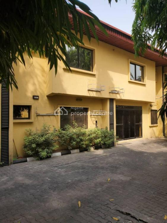 Commercial Property in a Strategic Location, Agoro Odiyan Street, Victoria Island (vi), Lagos, Hotel / Guest House for Rent