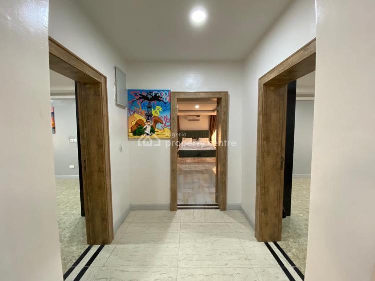 Luxury 3 Bedroom Apartment, Off Ajose Adekun, Victoria Island (vi), Lagos, Flat Short Let