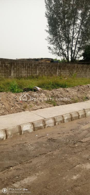*4600 Sqm Jv Ru Land Measuring, Abrisation Center, Oniru, Victoria Island (vi), Lagos, Residential Land for Rent