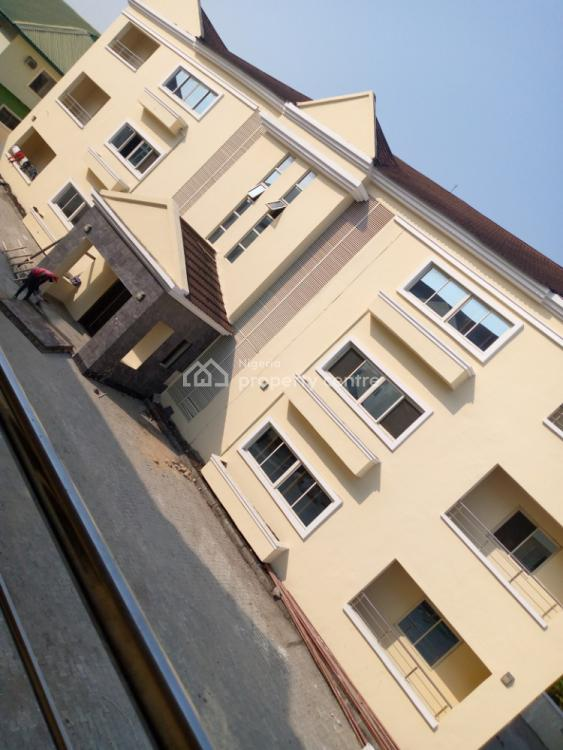 Modern Newly Built All En-suite 3 Bedrooms with 19 Hours of Powesupply, Sangotedo, Ajah, Lagos, Flat for Rent