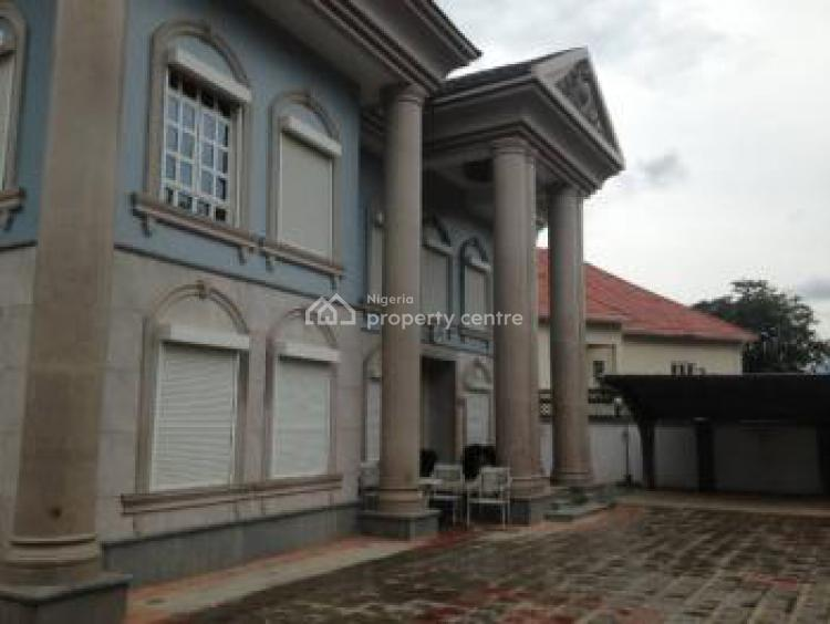 Brand New Fully Furnished Luxurious 7 Bedroom Mansion with Basement, Maitama District, Abuja, Detached Duplex for Sale