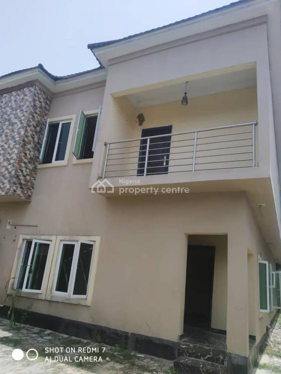Beautiful Room Self-contained in a Shared Apartment Duplex, Askamaya Estate, Opposite Ikota Villa Estate, Ikota, Lekki, Lagos, Self Contained (single Rooms) for Rent