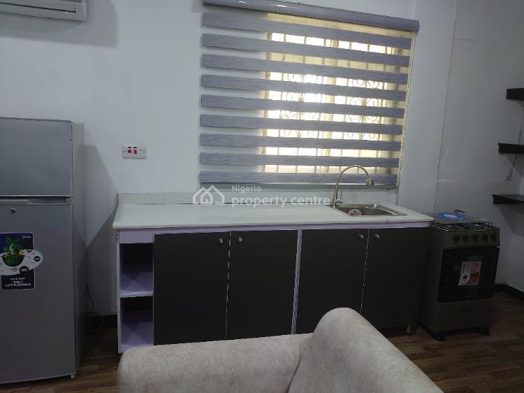 Luxury Furnished Studio/miniflat 24 Hours Power, Romay Gardens, Ikate, Lekki, Lagos, Mini Flat for Rent