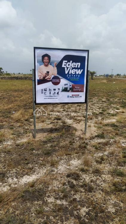 Affordable and Secured Land Facing The Express, Eden View Estate, Folu Ise, Ibeju Lekki, Lagos, Mixed-use Land for Sale