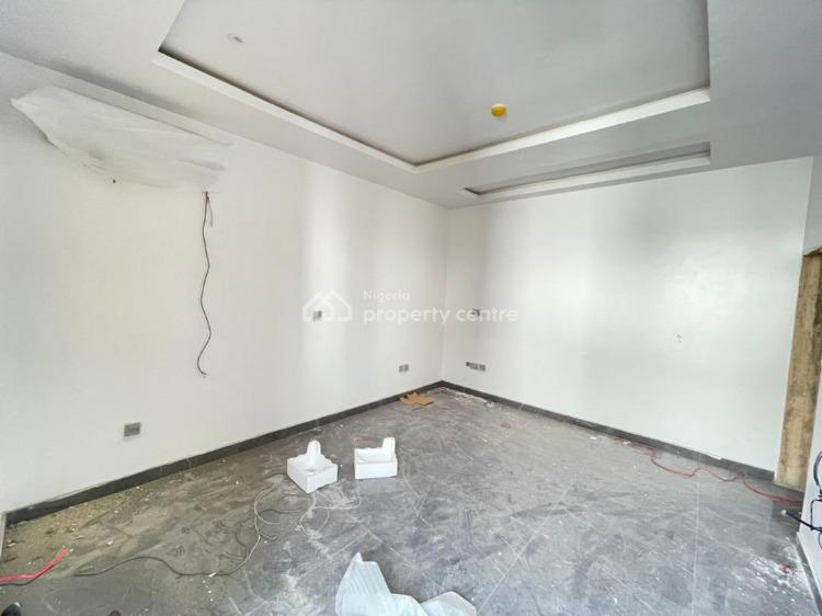 Smart 4 Bedrooms Terraced Duplexes, Lekki Phase 1, Lekki, Lagos, Terraced Duplex for Sale