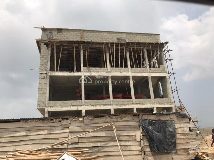2 Bedroom Flat Fully Service Estate  with Instalment Payment, Orchid Road, Lekki, Lagos, Flat for Sale