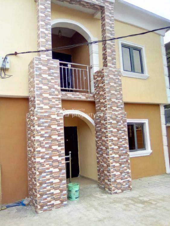 New 2 Bedroom Flat, Kabowei, Meiran, Agege, Lagos, Flat for Rent