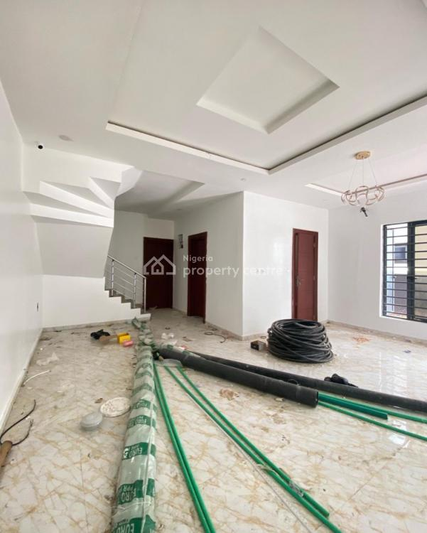 Luxury 4 Bedroom Semi Detached Luxury Now Available, Chevron Toll Gate, Lekki, Lagos, Detached Duplex for Sale
