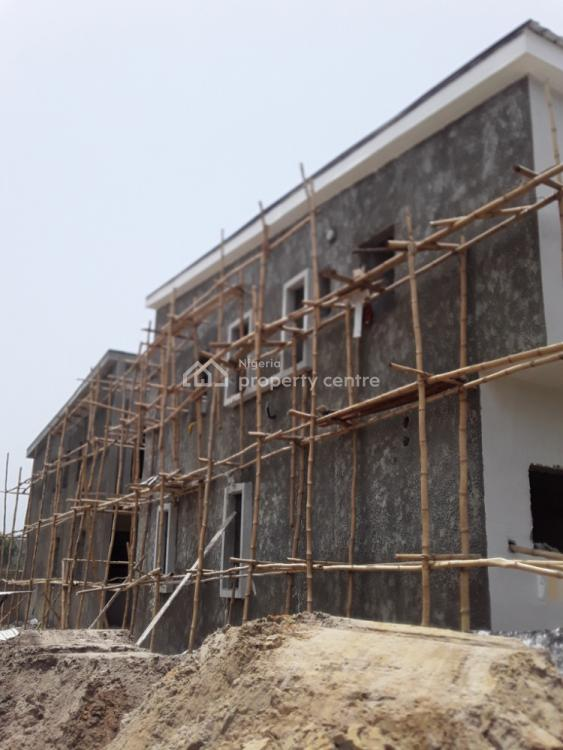 Luxury 3 Bedroom Terrace Duplex, Opposite Lagos Business School, Sangotedo, Ajah, Lagos, Terraced Duplex for Sale