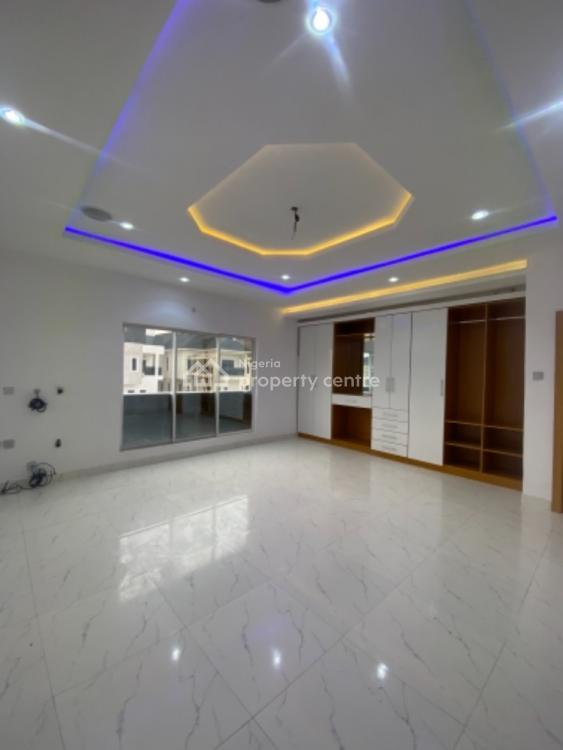 Exquisitely Built 4 Bedroom Detached House with Bq, By Chevron Toll,lekki, Lekki, Lagos, Detached Duplex for Sale
