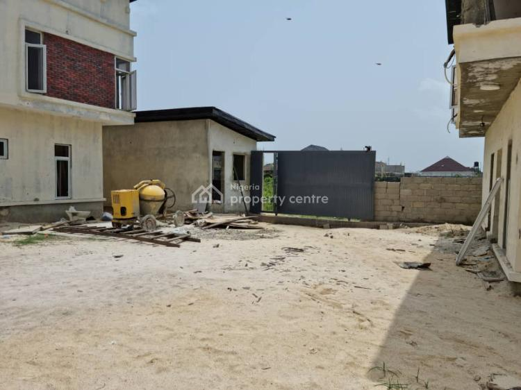 Spacious Cozy 4 Bedroom Semi Detached Duplex +bq, Angles Court Ajah 2mins to The Expressabijo Gra and 5mins to The Biggest Shoprite in Afrca, Abijo, Lekki, Lagos, Semi-detached Duplex for Sale