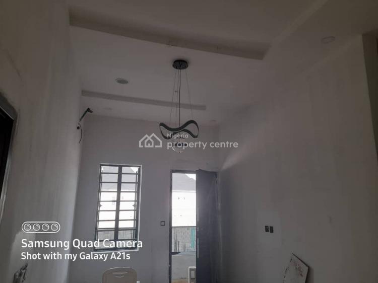 Brand New 4 Detached Duplex with 95 % Completion, Chevron Alternative, Lekki, Lagos, Detached Duplex for Sale