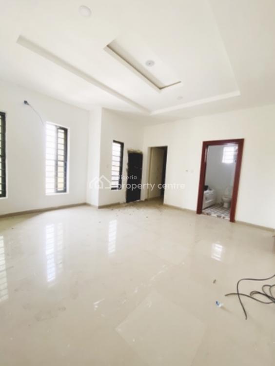 Luxury 4 Bedrooms Semi Detached Duplex with Bq, By Chevron Toll, Lekki, Lagos, Semi-detached Duplex for Sale