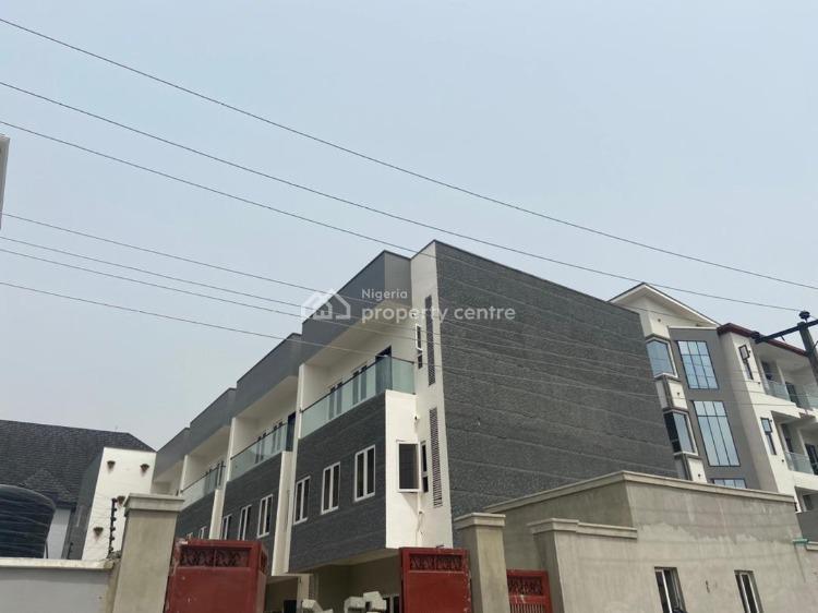 Newly Built 4 Bedrooms Terraced Duplex, Jakande, Lekki, Lagos, Terraced Duplex for Sale