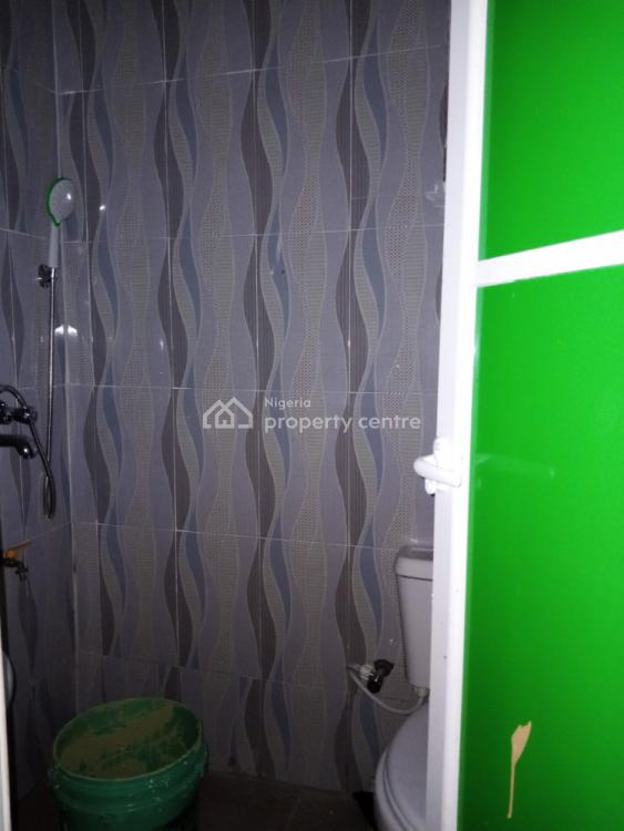 Newly Built 2 Bedroom Flats with a Toilet and Bath, Maplewood Estate, Oko-oba, Agege, Lagos, Flat for Rent