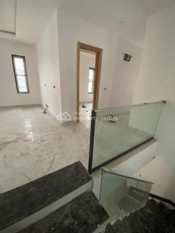 4 Bedrooms Luxurious Semi Detached Duplex with a Bq, Orchid Road, Lekki, Lagos, Semi-detached Duplex for Sale