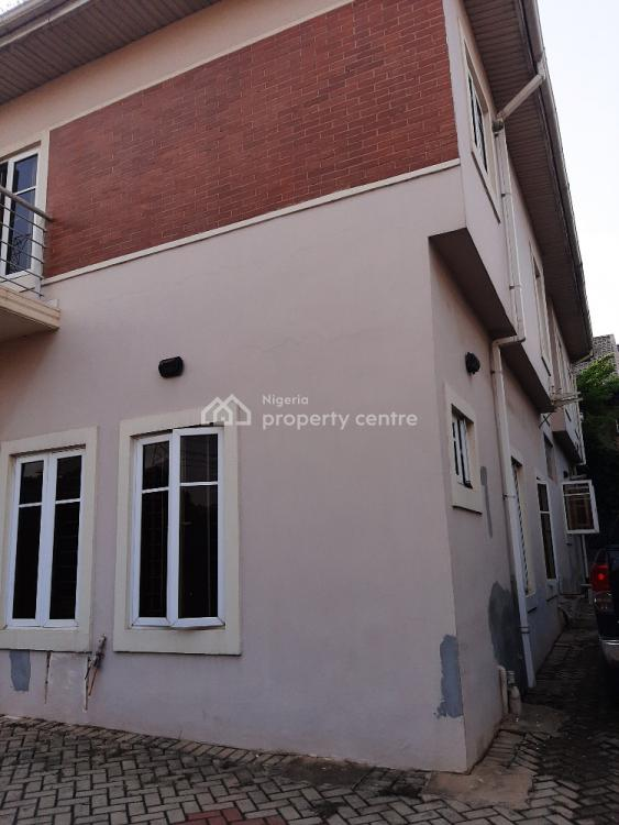Newly Renovated 4 Bedroom Detached Duplex with Study, Motorised Gate, Gateway Zone, Gra Phase 1, Magodo, Lagos, Detached Duplex for Rent