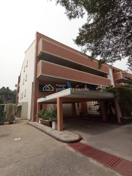 Tastefully Built 2 Bedroom Flat with a Bq;, Ikoyi, Lagos, Flat for Rent