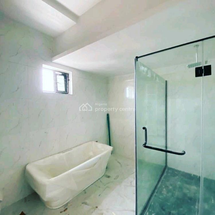 Superb 5 Bedrooms Fully Detached Duplex with Bq, Ikate, Lekki, Lagos, Detached Duplex for Sale