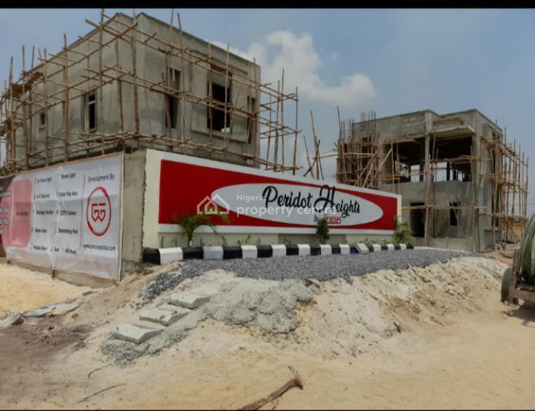 2 Bedroom Flat + Bq, Opposite Novare, Sangotedo, Ajah, Lagos, Flat for Sale