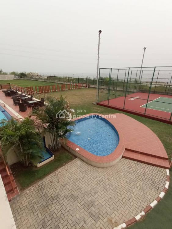 Nicely Built 4 Bedroom Terrace with 2 Rooms Bq;, Banana Island, Ikoyi, Lagos, Terraced Duplex for Rent
