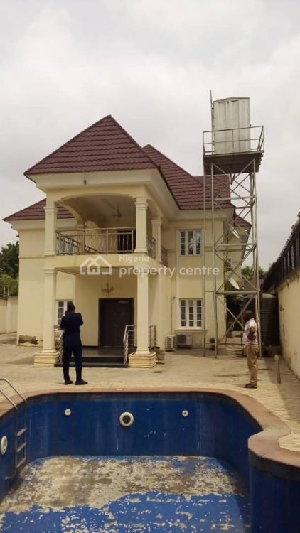 Fantastic Property at a Bargain, Off Ibb Way, Maitama District, Abuja, Detached Duplex for Sale