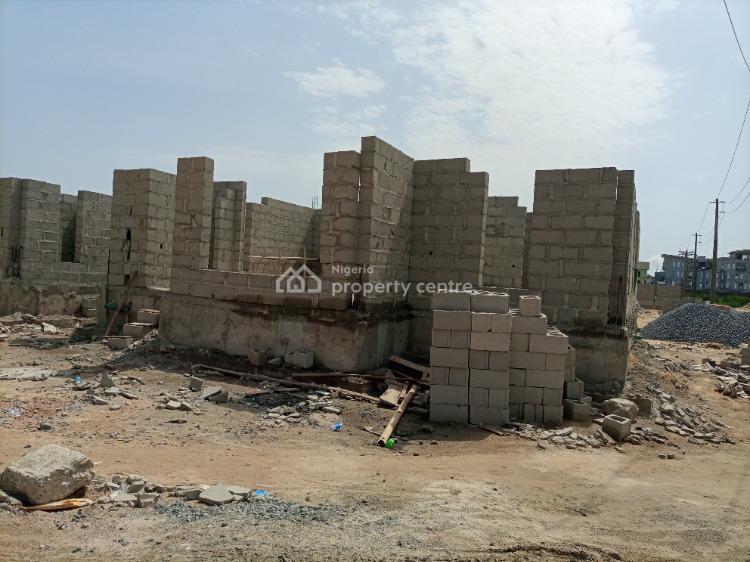 Luxury 4 Bedrooms Fully Detached Duplex, Ocean Palms Estate, Ikate, Lekki, Lagos, Detached Duplex for Sale