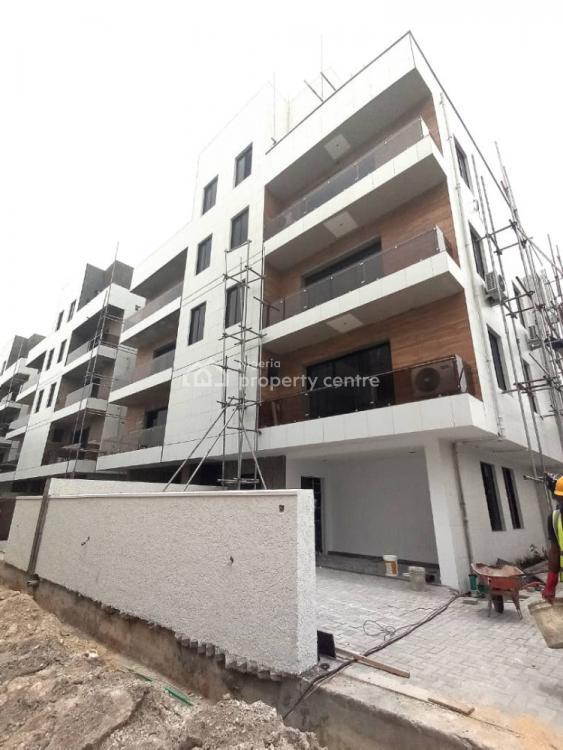 5 Bedroom Semi Detached Duplex with Bq, Banana Island, Ikoyi, Lagos, Semi-detached Duplex for Sale