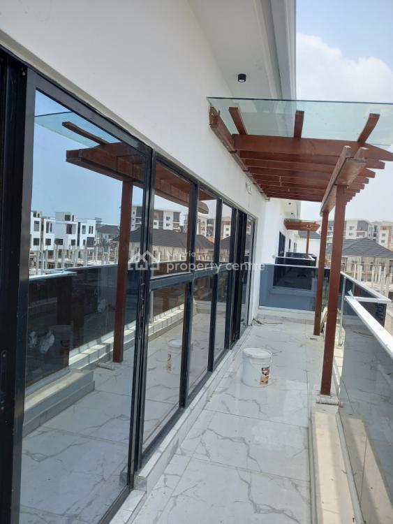 5 Bedroom Fully Detached Duplex with Bq, 2 Floors, Eleguchi, Lekki Phase 1, Lekki, Lagos, Detached Duplex for Sale