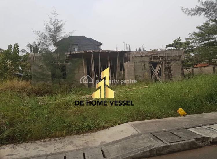 825sqm Land in One of The Best Estates, Carlton Gate Estate, Chevron Drive, Lekki, Lagos, Residential Land for Sale