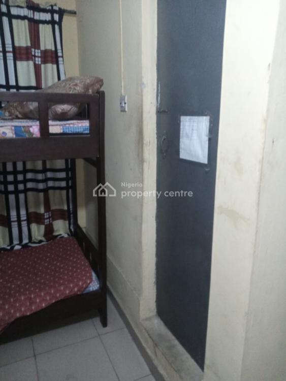 Female Hostel, Iyiolawale Street, Akoka, Yaba, Lagos, Self Contained (single Rooms) for Rent