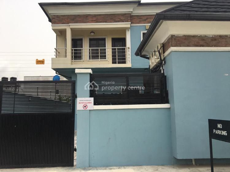 Tastefully Newly Built 4 Bedroom Semi Detached Duplex, By Orchid Hotel Road, Ikota, Lekki, Lagos, House for Rent