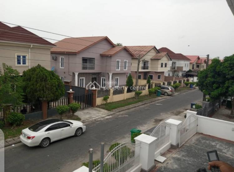 5 Bedroom Fully Detached Duplex with a Bq, Crown Estate, Sangotedo, Ajah, Lagos, Detached Duplex for Sale