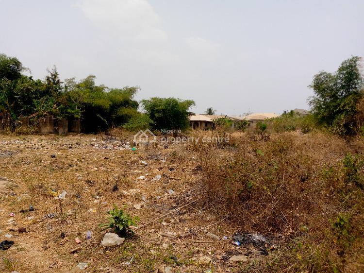 Standard Plot of Land in a Developing Estate, Lane 3, Kasunmu Zone B, Near Tipper Garage Off Akala Express, Oluyole, Oyo, Residential Land for Sale