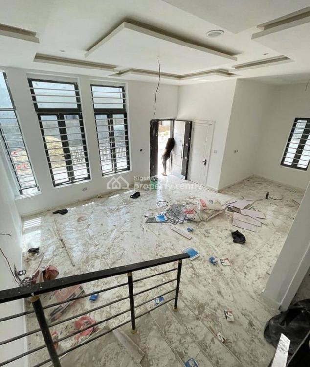 4 Bedroom Semi Detached, Chevron, Lekki Phase 2, Lekki, Lagos, Semi-detached Duplex for Sale