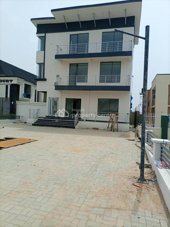 Brand Newly Built Plaza for All Kinds Business, Orchid Road, Lekki Phase 2, Lekki, Lagos, Office Space for Rent