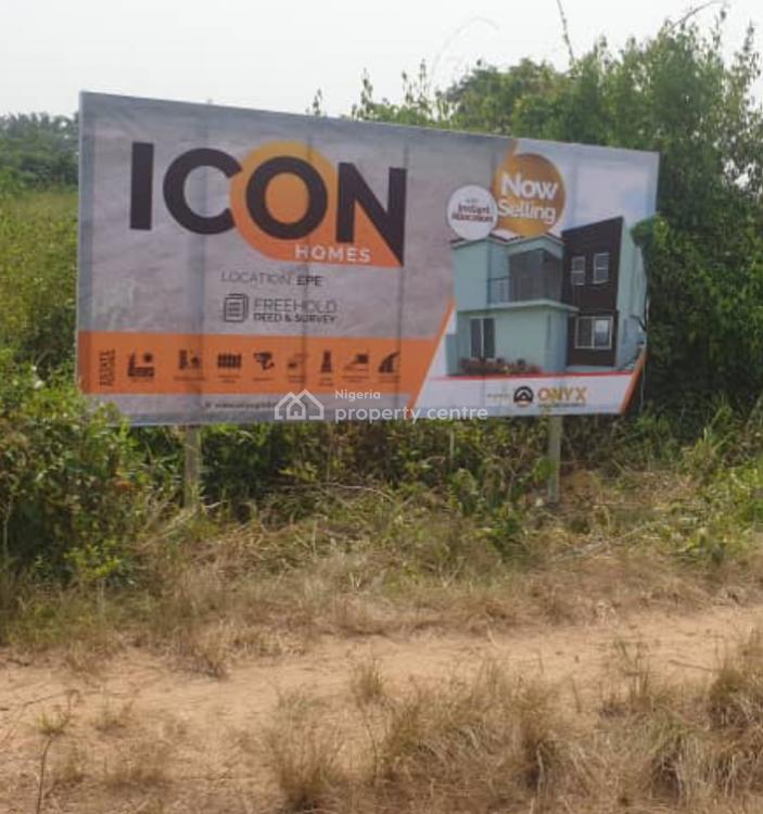 a Serene Location Befitting for Icons, Odo Egiri, Epe, Lagos, Land for Sale
