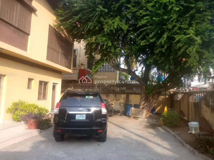 4 Bedrooms Office Space (upstairs), Victoria Island (vi), Lagos, Office Space for Rent