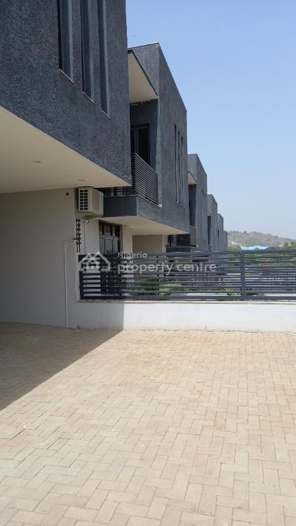 4 Bedroom Terrace+2 Room Bq, Life Camp, Abuja, Terraced Duplex for Sale